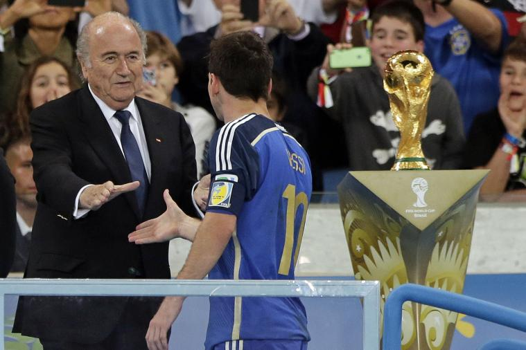 World Cup Paper Review: Lionel Messi, Germany's Triumph, Transfer Rumours Rule