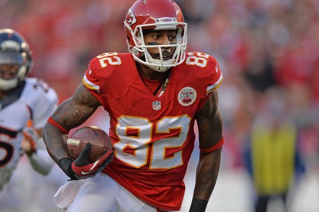 Dwayne Bowe Lightens Up in Hopes of Regaining Old Form