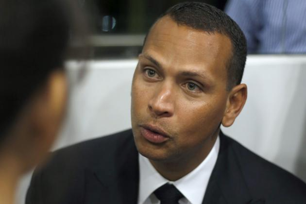 Alex Rodriguez Sued by Former Lawyer David Cornwell for $380,000