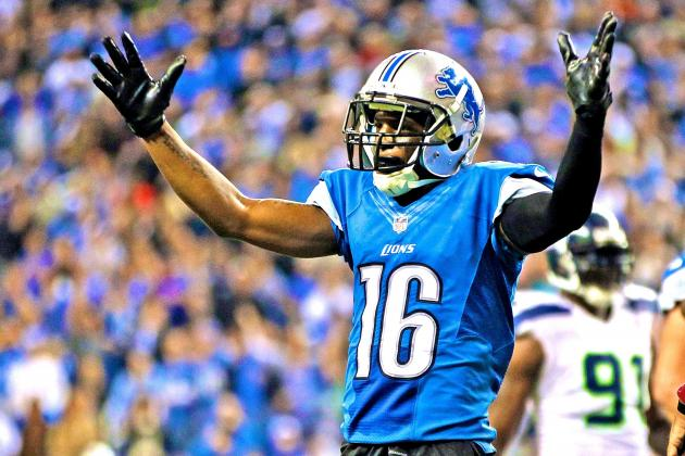 Titus Young Arrested: Latest Details and More on Former Lions WR