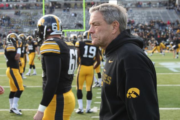 Iowa Football Seeks 2 New Recruiting Assistants