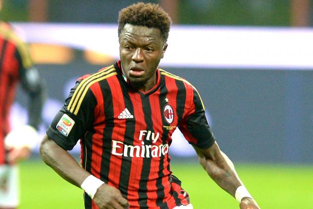 Does Sulley Muntari Have a Point to Prove at Milan After World Cup Controversy?