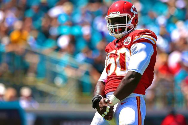 Extension for Justin Houston Could Cause Big Headaches for Chiefs Down the Road
