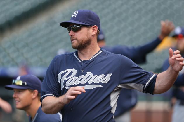MLB Trade Rumors: Latest Gossip on Marlon Byrd, Chase Headley and Available Bats