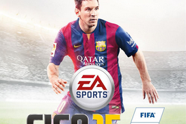 FIFA 15: Lionel Messi Announced for Cover of New Video Game
