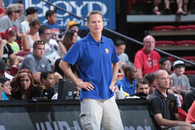 What Is Steve Kerr's Vision for Golden State Warriors Offense?