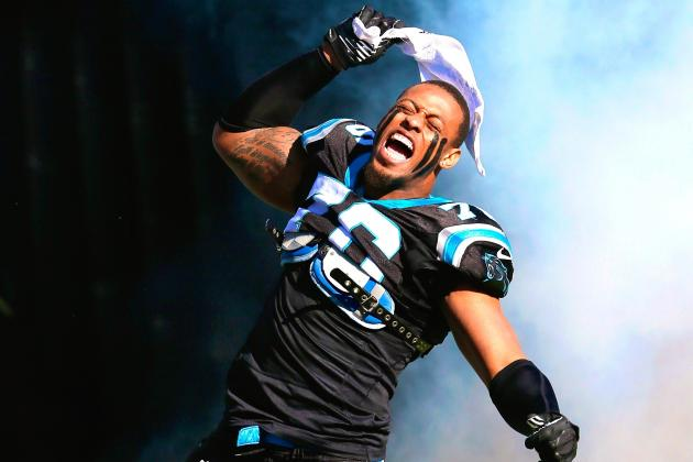 Lack of Greg Hardy Extension Caps Off Dismal Offseason for Carolina Panthers