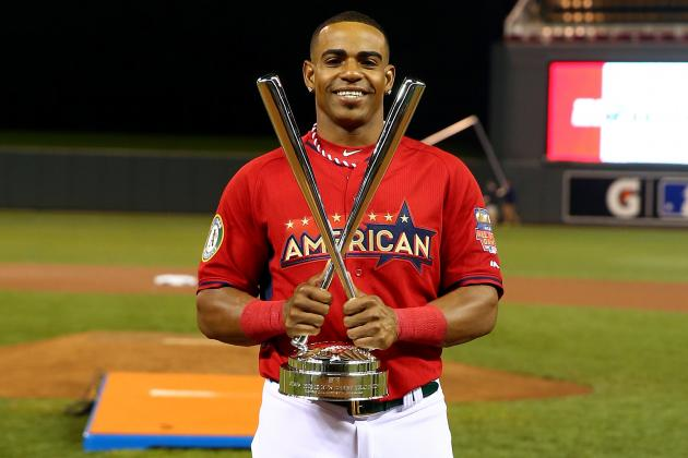 2014 Home Run Derby Results: Yoenis Cespedes Makes History in Impressive Win