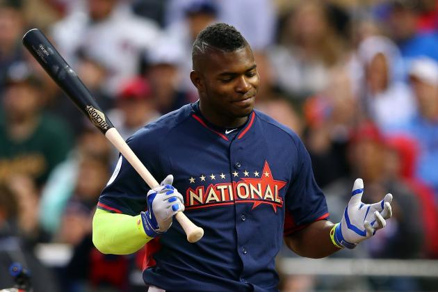 Puig Admits Being 'A Little' Nervous for HR Derby
