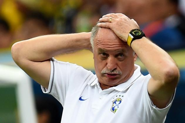 Luiz Felipe Scolari Doomed to Failure in Brazil World Cup Bid