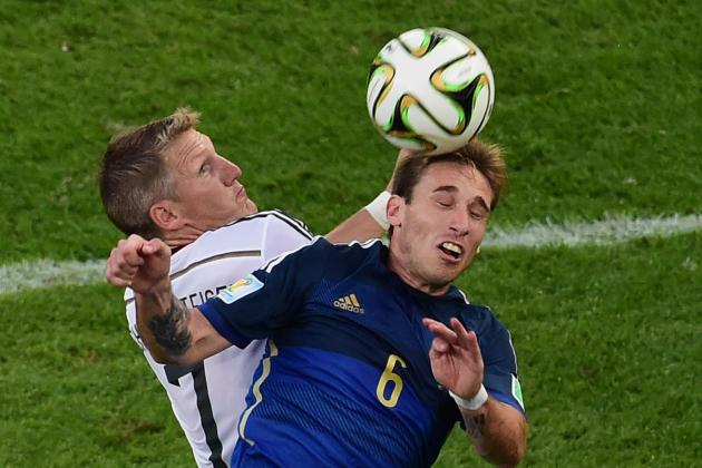 World Cup 2014 Final: Assessing Which Key Battles Decided Germany's Triumph