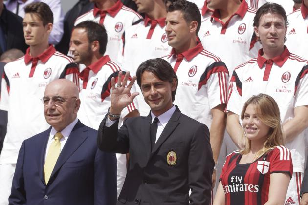 Why Filippo Inzaghi Must Introduce a Hard Line at AC Milan