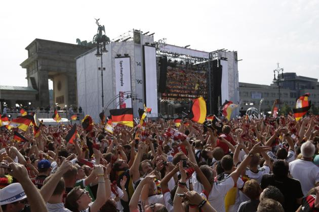 Germany World Cup Victory Parade 2014: Latest Buzz Surrounding Celebration
