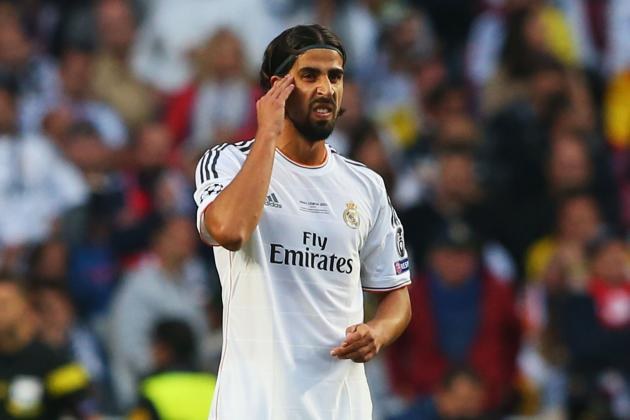 Chelsea Transfer News: Blues Reportedly Ahead of Arsenal in Sami Khedira Race