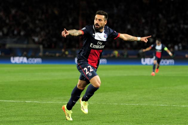 Is Ezequiel Lavezzi Good Enough for Paris Saint-Germain This Season?