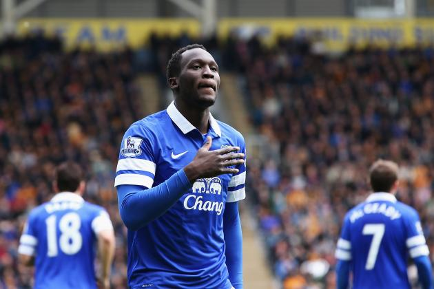 Why Signing Romelu Lukaku Would Take Tottenham to the Next Level