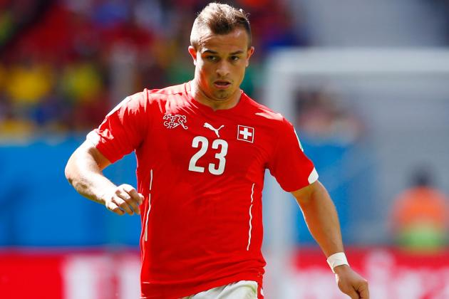 Liverpool Transfer News: Xherdan Shaqiri Hopes over After Bayern Rule out Sale