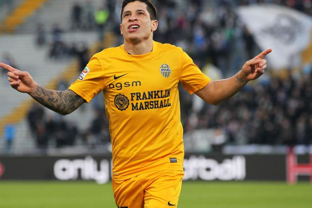 Juan Iturbe: Is Roma's Newest Signing Truly Worth €30 Million?