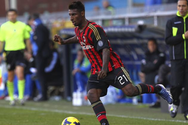 Does Kevin Constant Need to Leave Milan to Further His Career?