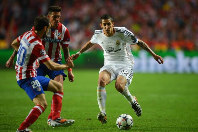 Why Real Madrid Would Be Crazy to Sell Angel Di Maria