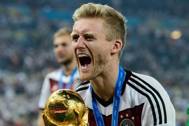 Chelsea's World Cup Winner Andre Schurrle Has Shrugged off Super-Sub Tag