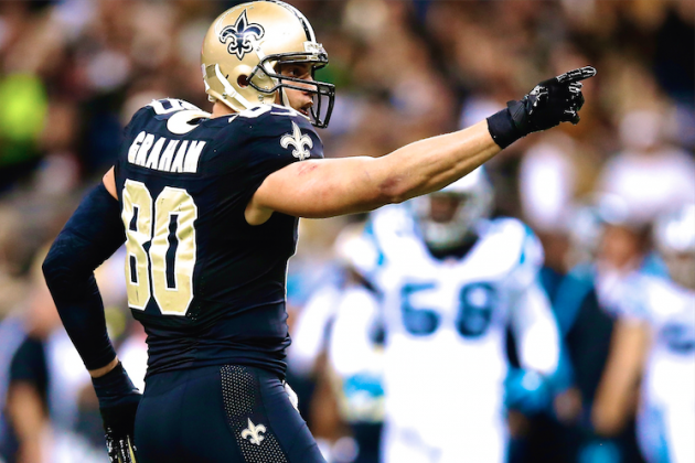 Jimmy Graham, Saints Agree to New Contract: Latest Details, Comments, Reaction
