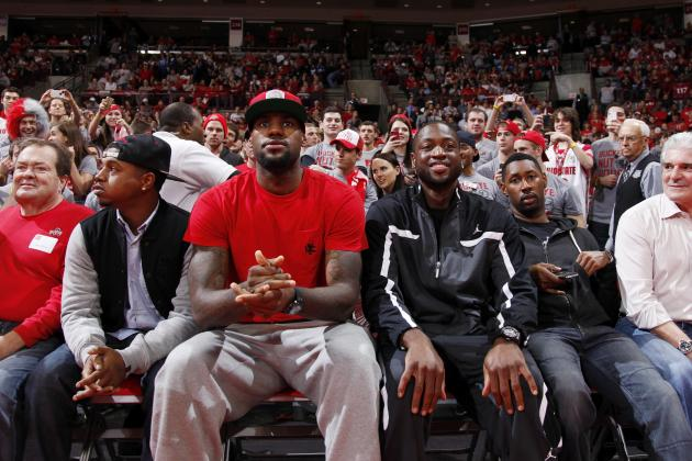 Ohio State Basketball: Will LeBron James' Return to Cleveland Impact Buckeyes?