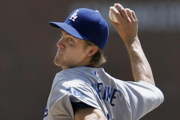 What Could Tempt Zack Greinke to Opt out of Dodgers Contract?