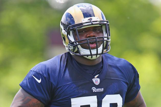 Greg Robinson Talks About Struggling