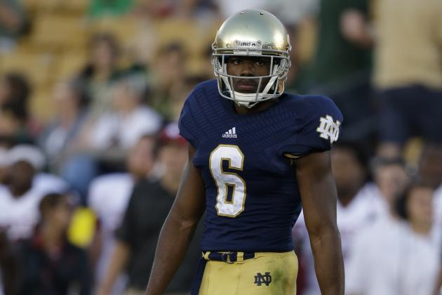 Respect for Notre Dame's Russell Grows