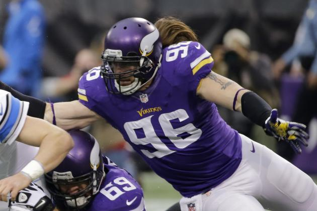 Minnesota Vikings Training Camp Preview: Defensive Line