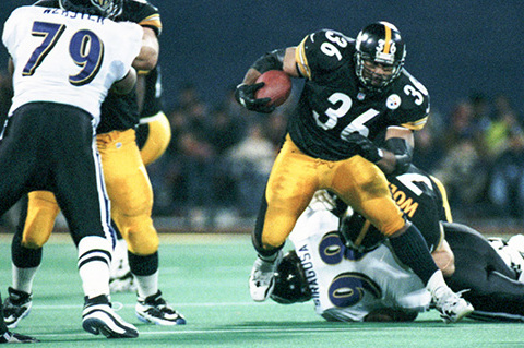 Steelers by the Decade: 1990s