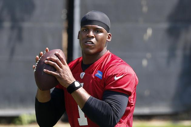 Top 5: Panthers to Watch for in Summer Training Camp