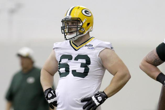 A Scout's Take on the Center Position for the Green Bay Packers
