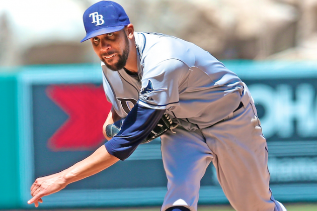 Where David Price's Trade Value, Suitors Stand at the All-Star Break