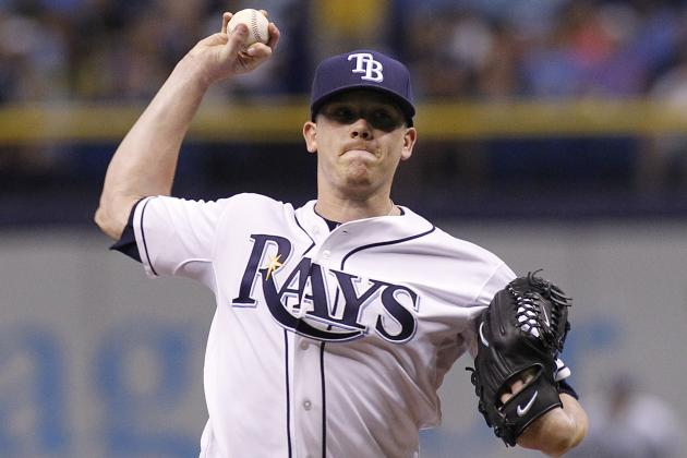 Rays Notes: Hellickson to Keep Busy in Minors