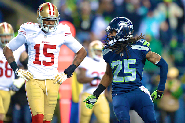 Why Richard Sherman-Michael Crabtree Rivalry Is Great for the NFL
