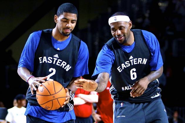 How Kyrie Irving and LeBron James Can Click for Cleveland Cavaliers