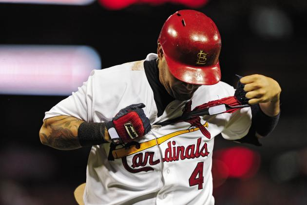 Goold: Cardinals Second-Half Outlook Without Molina : Sports