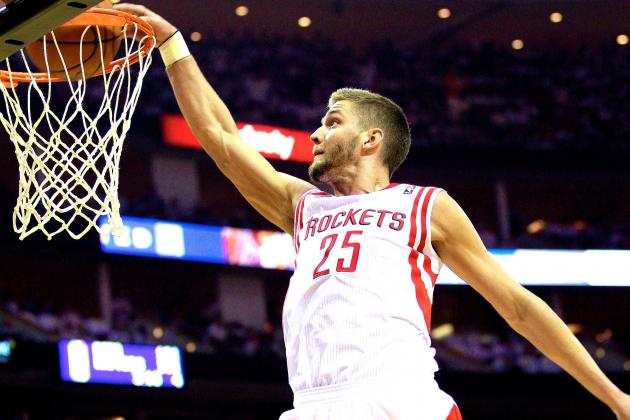 Daryl Morey: Houston Rockets in 'Better Place' Not Keeping Chandler Parsons