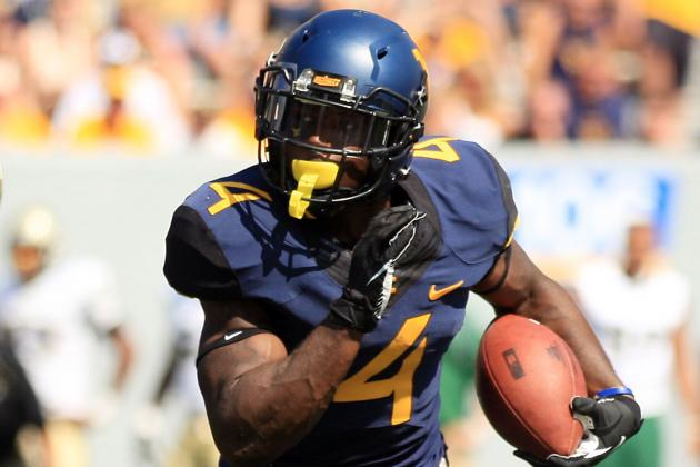 West Virginia RB Wendell Smallwood Accused of Witness Intimidation