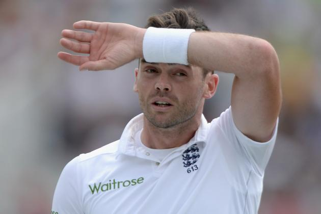 Anderson Charged for Alleged Altercation with India's Jadeja