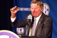 A Humble, Confident Steve Spurrier Is a Terrifying…