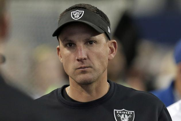 Dennis Allen Dead Last in NFL.com Head Coach Power Rankings