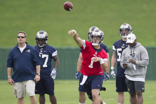 St. Louis Rams Training Camp Schedule 2014