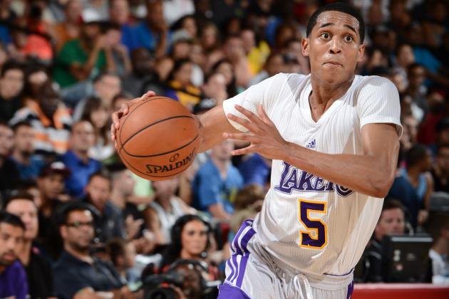 Updated Scouting Report for Los Angeles Lakers 2nd-Round Pick Jordan Clarkson
