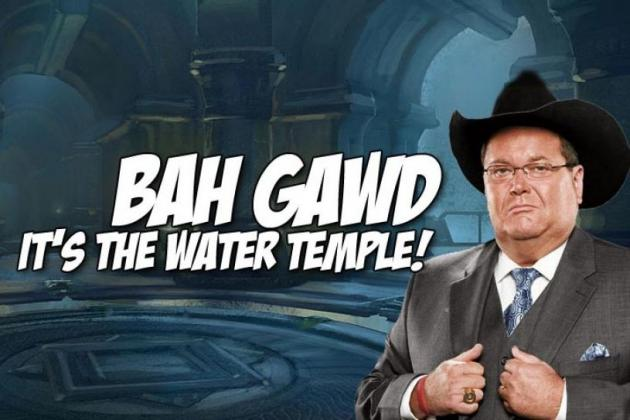 Jim Ross Commentary Over Games Makes Them Awesome