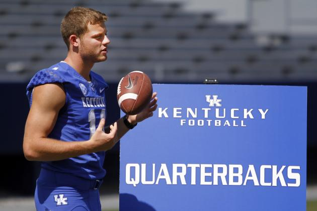 Quarterback Towles Holds the Key to Wildcats Increasing Win Total in 2014
