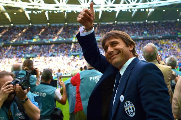 Antonio Conte Resigns as Juventus Manager: Latest Details and Reaction