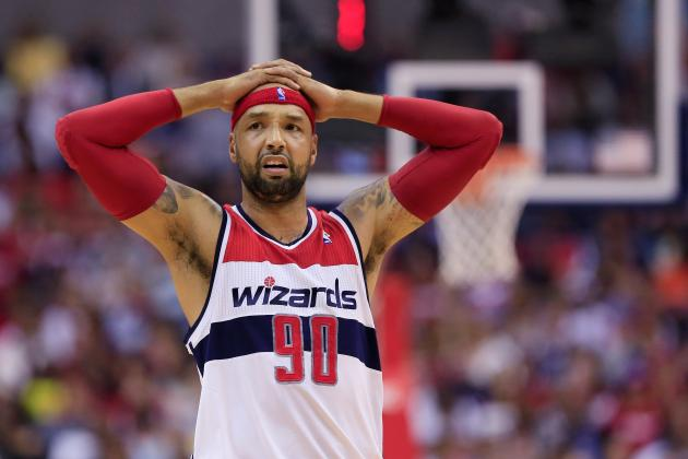 Wizards to Re-Sign Drew Gooden